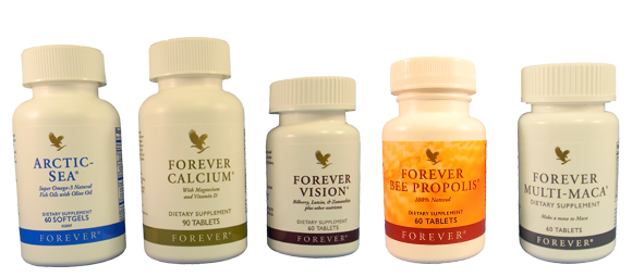 Forever Living Products soap aloe vera lycium sunscreen